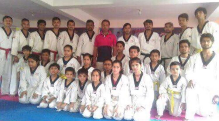 All Gwalior Teakwondo Association